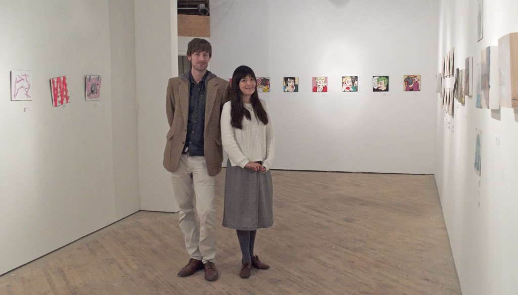 artist/curators Joe Hedges and Jiemei Lin