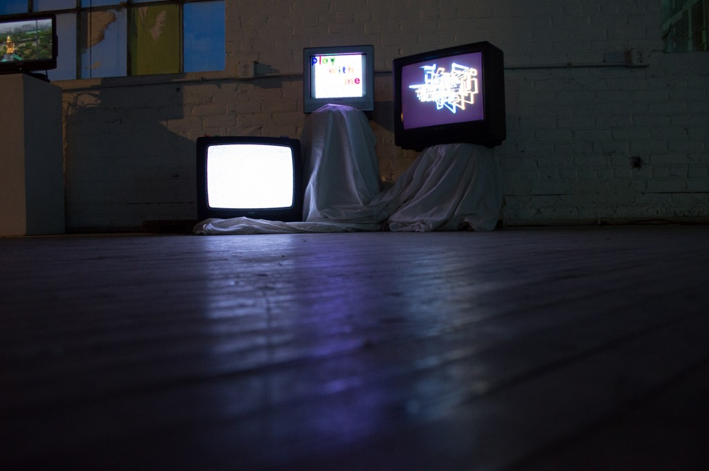 NKU Electronic Art Show curated by Loraine Wible